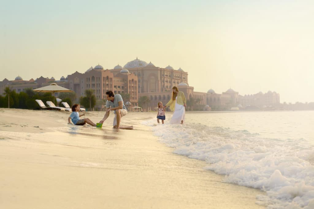 EmiratesPalace Beach Abu Dhabi
