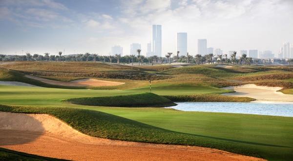 Saadiyat Beach Golf Club Abu Dhabi