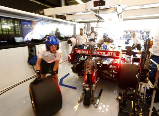 Formel 1 Finale Abu Dhabi 2019