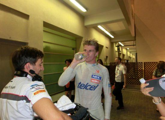 Formel 1 Finale Abu Dhabi 2013
