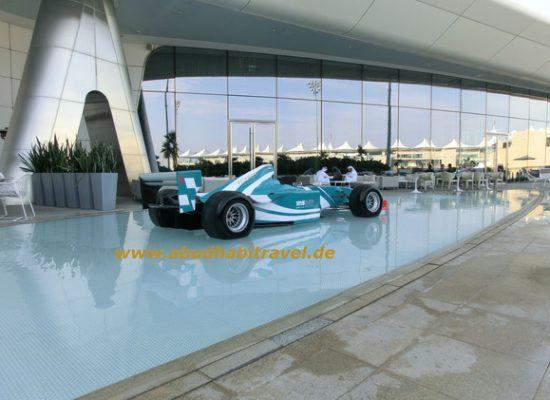 Formel 1 Finale Abu Dhabi 2014