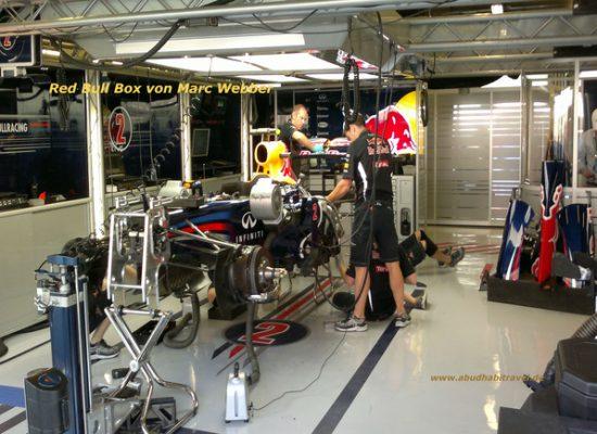 Formel 1 Finale Abu Dhabi 2012