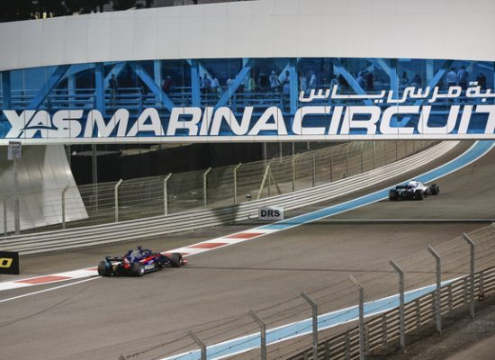 Formel 1 Finale Abu Dhabi 2018